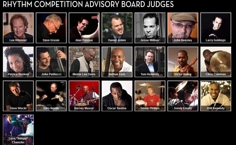 Rhythm Judges March 3_2014